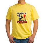 French Yellow T-Shirt