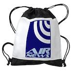 Air News Drawstring Bag