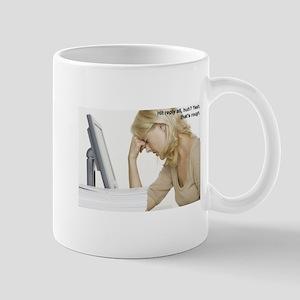 Reply All mug