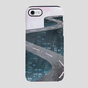 A Million Miles Away iPhone 7 Tough Case
