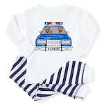 K-9 Police Pajamas