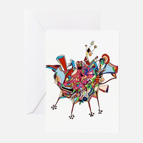 Don Quixote Greeting Cards (Pk of 20)