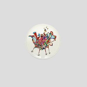 Don Quixote Mini Button