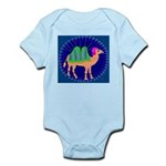 Camel Infant Creeper