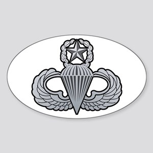 Master Airborne Wings (Jumpma Oval Sticker