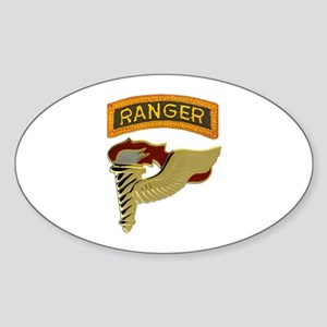 Pathfinder Badge with Ranger Oval Sticker