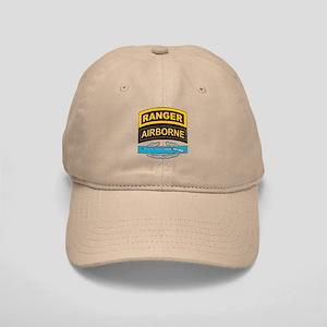 CIB with Ranger/Airborne Tab Cap