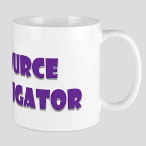 Resource Investigator Colour Mug