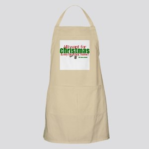 All I want Sister AF Brother BBQ Apron