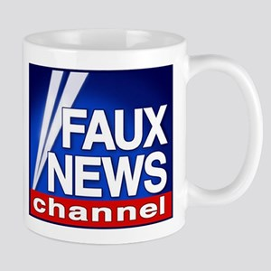 Faux News - On a Mug