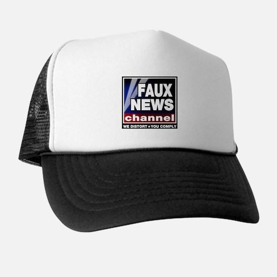 Faux News - On a Trucker Hat