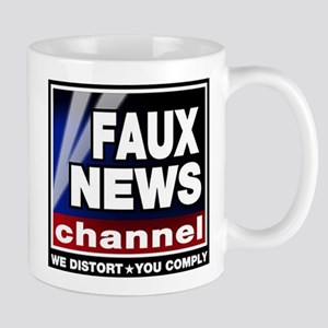 Faux News - On a Mug