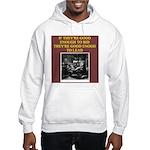 duplicate bridge player gifts Hooded Sweatshirt