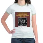 duplicate bridge player gifts Jr. Ringer T-Shirt