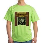 duplicate bridge player gifts Green T-Shirt