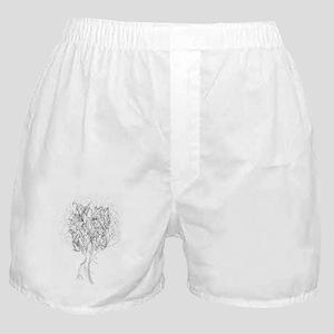 Abstract Illustrations Boxer Shorts