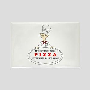 NEW YORK PIZZA Rectangle Magnet (10 pack)