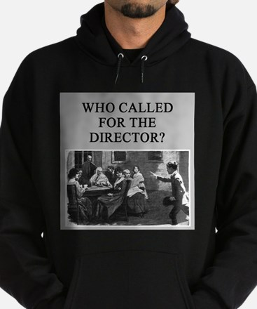 duplicate bridge player gifts Hoodie (dark)