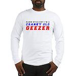 TSHIRT-IM-A-COG copy Long Sleeve T-Shirt