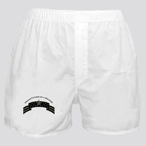 Proud Father of a Soldier, St Boxer Shorts