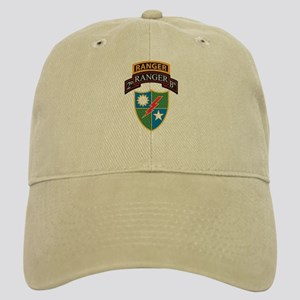 2nd Ranger Bn with Ranger Tab Cap