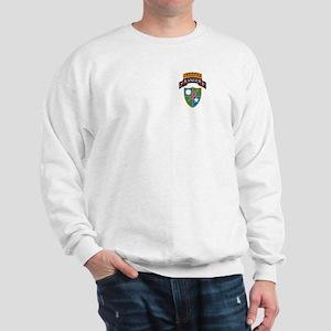 2nd Ranger Bn with Ranger Tab Sweatshirt
