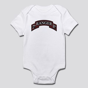 2D Ranger BN Scroll Infant Bodysuit