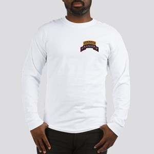 3D Ranger BN Scroll with Rang Long Sleeve T-Shirt
