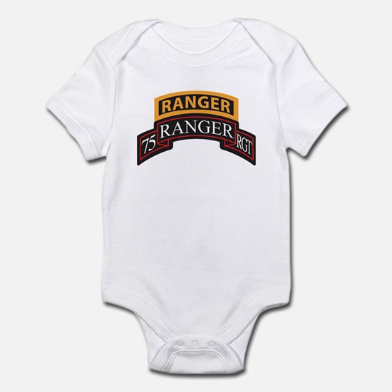 75 Ranger RGT scroll with Ran Infant Bodysuit