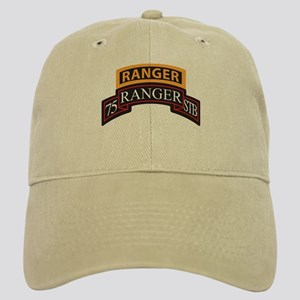 75 Ranger STB scroll with Ran Cap