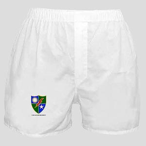 75th Ranger Regimental Crest Boxer Shorts