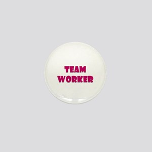 Team worker Mini Button (10 pack)