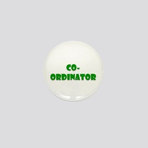Coordinator Mini Button (10 pack)