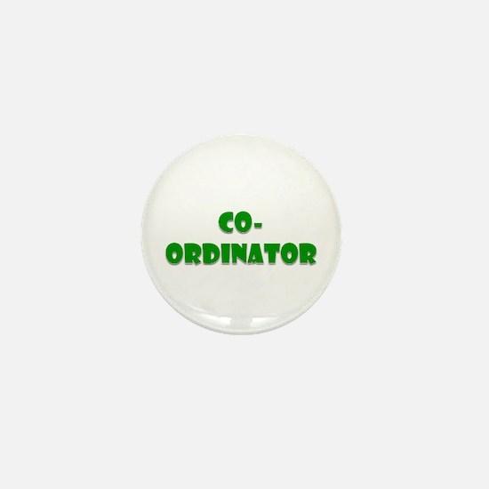 Coordinator Mini Button (10 pack)