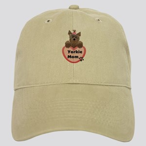 Yorkie Mom Cap