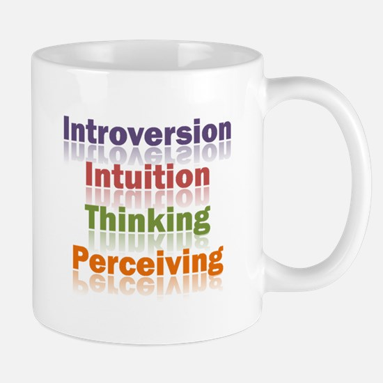 INTP Word Mug