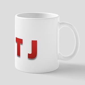 INTJ Letter Mug