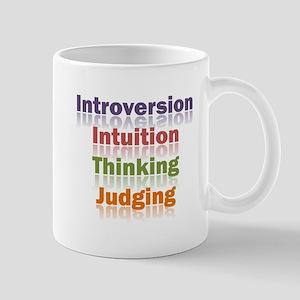 INTJ Word Mug