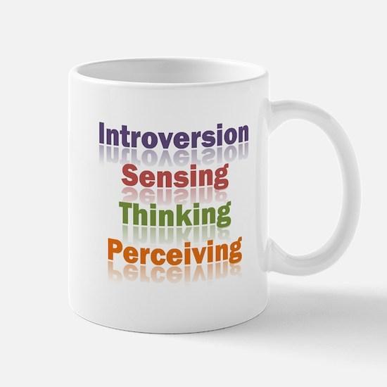 ISTP Word Mug