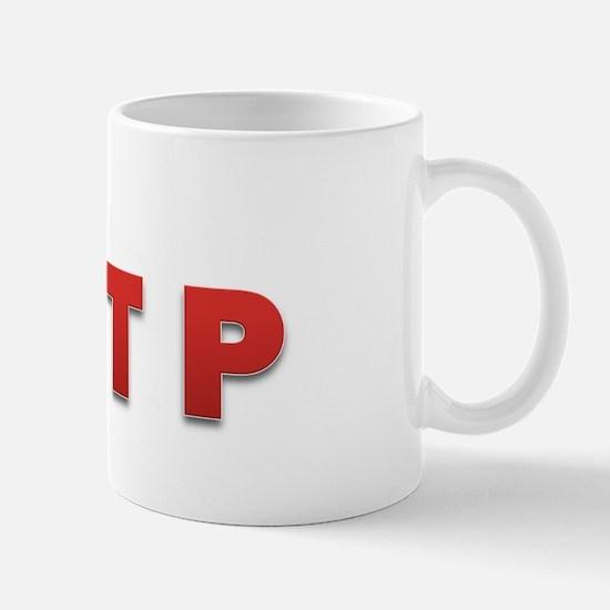 ISTP Letter Mug