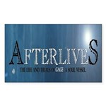 Afterlives Sticker