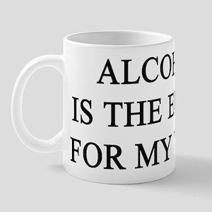 Alcoholic's Elixir Mug