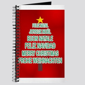 Multicultural Xmas Journal