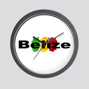Belize Wall Clock