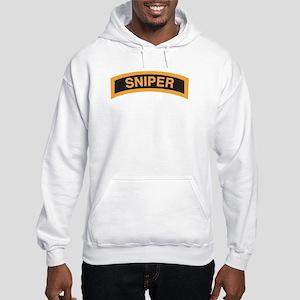 Sniper Tab Hooded Sweatshirt