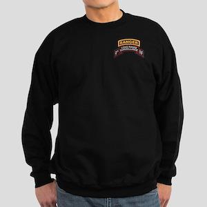 9th INF LRS Scroll with Range Sweatshirt (dark)