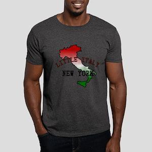 Little Italy New York Dark T-Shirt