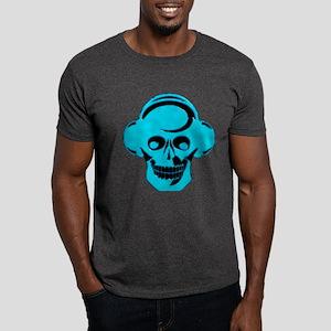 Dj Skull T-shirts Dark T-Shirt