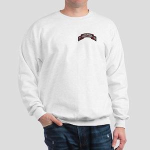 173rd Airborne LRS Scroll, Cl Sweatshirt