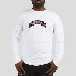 173rd Airborne LRS Scroll, Cl Long Sleeve T-Shirt